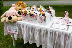 Pink Puppy Party Full of Darling Ideas Ideas via Kara's Party Ideas | KarasPartyIdeas.com #Dog #Party #Ideas #Supplies (4)