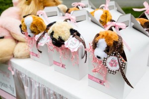 Pink Puppy Party Full of Darling Ideas Ideas via Kara's Party Ideas | KarasPartyIdeas.com #Dog #Party #Ideas #Supplies (3)
