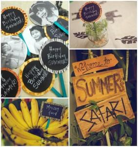 DIY Safari Party with Lots of Awesome Ideas via Kara's Party Ideas | KarasPartyIdeas.com #DIY #AfricanSafari #Party #Ideas (1)