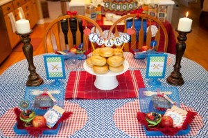 Back to School Breakfast with SUCH CUTE IDEAS via Kara's Party Ideas | KarasPartyIdeas.com #FirstDayofSchool #Party #Ideas #Supplies (7)