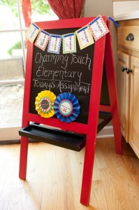 Back to School Breakfast with SUCH CUTE IDEAS via Kara's Party Ideas | KarasPartyIdeas.com #FirstDayofSchool #Party #Ideas #Supplies (4)
