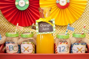 Back to School Breakfast with SUCH CUTE IDEAS via Kara's Party Ideas | KarasPartyIdeas.com #FirstDayofSchool #Party #Ideas #Supplies (3)