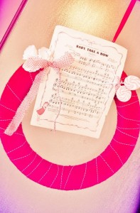 Shirley Temple Inspired 2nd Birthday Party with REALLY CUTE IDEAS via Kara's Party Ideas | KarasPartyIdeas.com #ShirleyTemple #AnimalCrackers #GoodShipLollipop #Party #Ideas #Supplies (56)