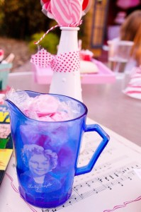 Shirley Temple Inspired 2nd Birthday Party with REALLY CUTE IDEAS via Kara's Party Ideas | KarasPartyIdeas.com #ShirleyTemple #AnimalCrackers #GoodShipLollipop #Party #Ideas #Supplies (12)