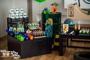 Skater+Skate Park Party Full of Fabulous Ideas via Kara's Party Ideas | KarasPartyIdeas.com #Skateboard #Party #Ideas #Supplies (6)