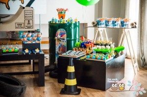 Skater+Skate Park Party Full of Fabulous Ideas via Kara's Party Ideas | KarasPartyIdeas.com #Skateboard #Party #Ideas #Supplies (4)