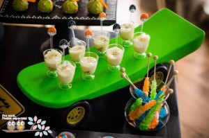 Skater+Skate Park Party Full of Fabulous Ideas via Kara's Party Ideas | KarasPartyIdeas.com #Skateboard #Party #Ideas #Supplies (15)