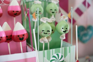 Sugar Rush Candy Party with Really Cute Ideas via Kara's Party Ideas | Kara'sPartyIdeas.com #WreckItRalph #SugarRush #Baking #Party #Ideas #Supplies (17)