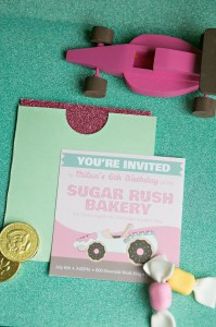Sugar Rush Candy Party with Really Cute Ideas via Kara's Party Ideas | Kara'sPartyIdeas.com #WreckItRalph #SugarRush #Baking #Party #Ideas #Supplies (13)