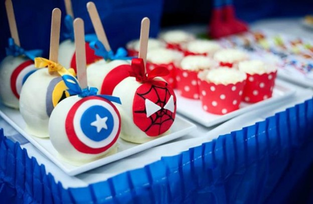 Calling All Superheroes Themed Birthday Party with Really Awesome Ideas via Kara's Party Ideas | Kara'sPartyIdeas.com #Superhero #Party #Ideas #Supplies (21)