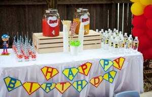 Calling All Superheroes Themed Birthday Party with Really Awesome Ideas via Kara's Party Ideas | Kara'sPartyIdeas.com #Superhero #Party #Ideas #Supplies (18)