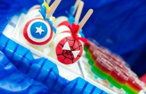 Calling All Superheroes Themed Birthday Party with Really Awesome Ideas via Kara's Party Ideas | Kara'sPartyIdeas.com #Superhero #Party #Ideas #Supplies (41)