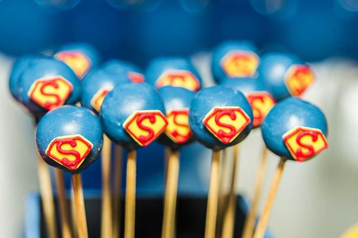 Karas Party Ideas Superman Birthday Party Planning Ideas Supplies