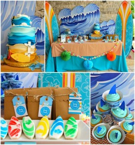 Surf Shack Party Full of FABULOUS IDEAS via Kara's Party Ideas | Kara'sPartyIdeas.com #SurfsUp #TeenBeachMovie #Surfing #Party #Ideas #Supplies (1)