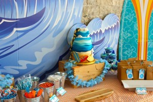 Surf Shack Party Full of FABULOUS IDEAS via Kara's Party Ideas | Kara'sPartyIdeas.com #SurfsUp #TeenBeachMovie #Surfing #Party #Ideas #Supplies (10)
