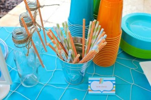 Surf Shack Party Full of FABULOUS IDEAS via Kara's Party Ideas | Kara'sPartyIdeas.com #SurfsUp #TeenBeachMovie #Surfing #Party #Ideas #Supplies (4)