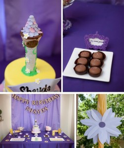 Tangle Birthday Party with Lots of Cute Ideas via Kara's Party Ideas Kara'sPartyIdeas.com #Rapunzel #Disney #Party #Ideas #Supplies (1)