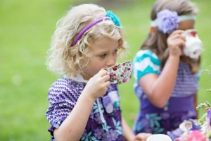 Garden Tea Party with Lots of Cute Ideas via Kara's Party Ideas | KarasPartyIdeas.com #TeaTime #Party #Ideas #Supplies (7)