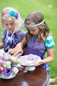 Garden Tea Party with Lots of Cute Ideas via Kara's Party Ideas | KarasPartyIdeas.com #TeaTime #Party #Ideas #Supplies (6)