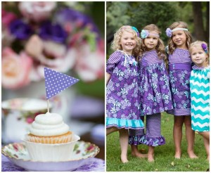 Garden Tea Party with Lots of Cute Ideas via Kara's Party Ideas | KarasPartyIdeas.com #TeaTime #Party #Ideas #Supplies (2)