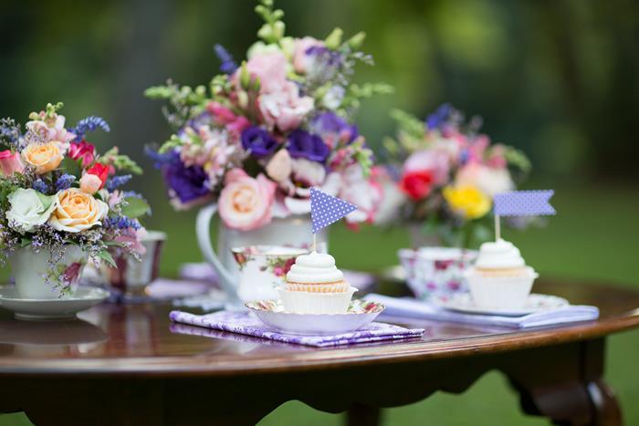 Garden Tea Party Ideas garden tea party table decorations Garden Tea Party With Lots Of Cute Ideas Via Karas Party Ideas Karaspartyideascom