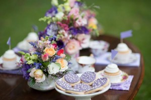 Garden Tea Party with Lots of Cute Ideas via Kara's Party Ideas | KarasPartyIdeas.com #TeaTime #Party #Ideas #Supplies (20)