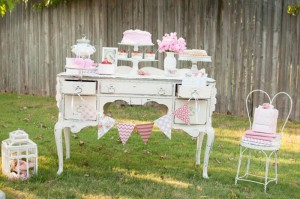 Vintage Rose Tea Party with Lots of Darling Ideas via Kara's Party Ideas | KarasPartyIdeas.com #Garden #TeaParty #Party #Ideas #Supplies (29)