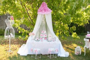 Vintage Rose Tea Party with Lots of Darling Ideas via Kara's Party Ideas | KarasPartyIdeas.com #Garden #TeaParty #Party #Ideas #Supplies (10)