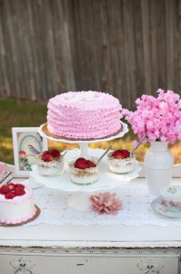 Vintage Rose Tea Party with Lots of Darling Ideas via Kara's Party Ideas | KarasPartyIdeas.com #Garden #TeaParty #Party #Ideas #Supplies (9)