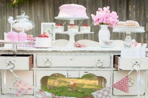 Vintage Rose Tea Party with Lots of Darling Ideas via Kara's Party Ideas | KarasPartyIdeas.com #Garden #TeaParty #Party #Ideas #Supplies (7)