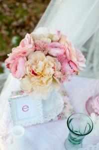 Vintage Rose Tea Party with Lots of Darling Ideas via Kara's Party Ideas | KarasPartyIdeas.com #Garden #TeaParty #Party #Ideas #Supplies (5)