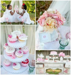 Vintage Rose Tea Party with Lots of Darling Ideas via Kara's Party Ideas | KarasPartyIdeas.com #Garden #TeaParty #Party #Ideas #Supplies (1)