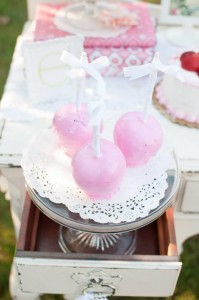 Vintage Rose Tea Party with Lots of Darling Ideas via Kara's Party Ideas | KarasPartyIdeas.com #Garden #TeaParty #Party #Ideas #Supplies (23)