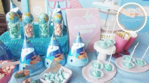 Travel Themed 1st Birthday Party with Lots of REALLY CUTE IDEAS via Kara's Party Ideas | KarasPartyIdeas.com #JoyToTheWorld #Traveling #Party #Ideas #Supplies (6)