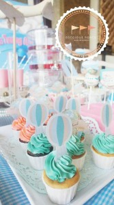 Travel Themed 1st Birthday Party with Lots of REALLY CUTE IDEAS via Kara's Party Ideas | KarasPartyIdeas.com #JoyToTheWorld #Traveling #Party #Ideas #Supplies (15)