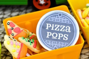 Retro Surfing Ninja Turtle Themed End of Summer Party with Totally Awesome IDEAS via Kara's Party Ideas | KarasPartyIdeas.com #TMNT #Cowabunga #NijaTurtles #PizzaParty #Party #Ideas #Supplies (84)