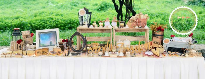 Kara's Party Ideas Outdoor Vintage Wedding With So Many