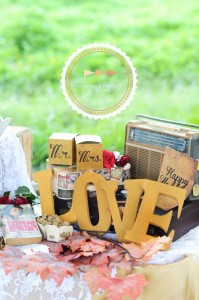 Outdoor Vintage Wedding with Lots of REALLY CUTE IDEAS via Kara's Party Ideas | Kara'sPartyIdeas.com #Rustic #CountryWedding #DessertTable #PartyIdeas #Supplies (7)
