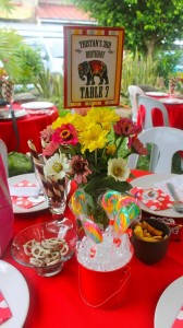 Vintage Carnival Party with So Many Fun Ideas via Kara's Party Ideas | KarasPartyIdeas.com #Carnival #Party #Ideas #Supplies (12)