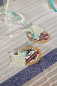 Vintage Airplane Baby Shower Full of Really Cute Ideas via Kara's Party Ideas | KarasPartyIdeas.com #Airplane #Aviator #Party #Ideas #Supplies (8)