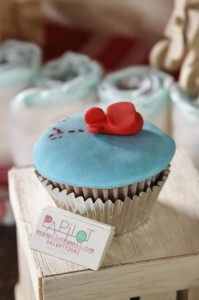 Vintage Airplane Baby Shower Full of Really Cute Ideas via Kara's Party Ideas | KarasPartyIdeas.com #Airplane #Aviator #Party #Ideas #Supplies (3)
