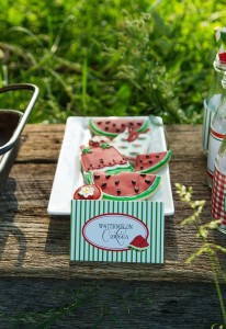 Watermelon Picnic Party with REALLY CUTE Ideas via Kara's Party Ideas | Kara'sPartyIdeas.com #Summer #Picnic #Party #Ideas #Supplies (17)