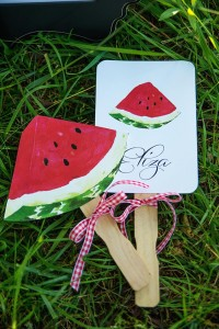 Watermelon Picnic Party with REALLY CUTE Ideas via Kara's Party Ideas | Kara'sPartyIdeas.com #Summer #Picnic #Party #Ideas #Supplies (8)
