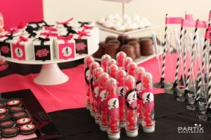 Witch Themed 9th Birthday Party with So Many Darling Ideas via Kara's Party Ideas | KarasPartyIdeas.com #WitchesNightOut #Halloween #Party #Ideas #Supplies (8)