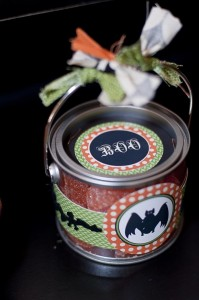 25+ Spooktacular Halloween DIY Ideas via Kara's Party Ideas | KarasPartyIdeas.com #HalloweenParty #PartyIdeas #Supplies (27)