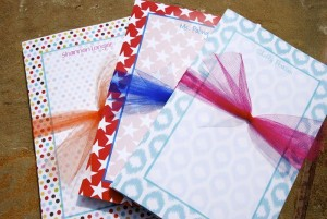 Write Away Stationery 10% OFF on Kara's Party Ideas! #Stationery #Invitations #WriteAway #PartySupplies (7)