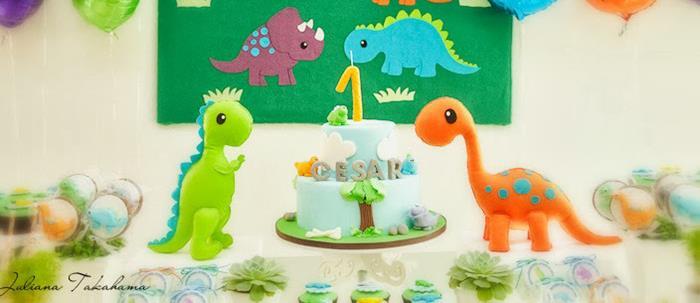 Printable Dinosaur Baby Shower Decorations