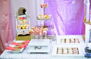 Royal Pricess Themed Birthday Party with Lots of Really Cute Ideas via Kara's Party Ideas KarasPartyIdeas.com #PrincessParty #PartyIdeas #Supplies (13)