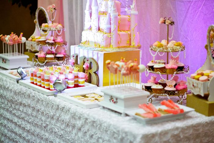 Royal Pricess Themed Birthday Party With Lots Of Really Cute Ideas Via Karas KarasPartyIdeas
