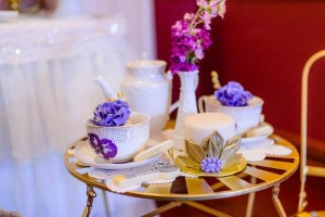 Royal Tea Party with Lots of Really Cute Ideas via Kara's Party Ideas | KarasPartyIdeas.com #DisneyPrincessParty #PrincessTeaParty #PartyIdeas #Supplies (7)